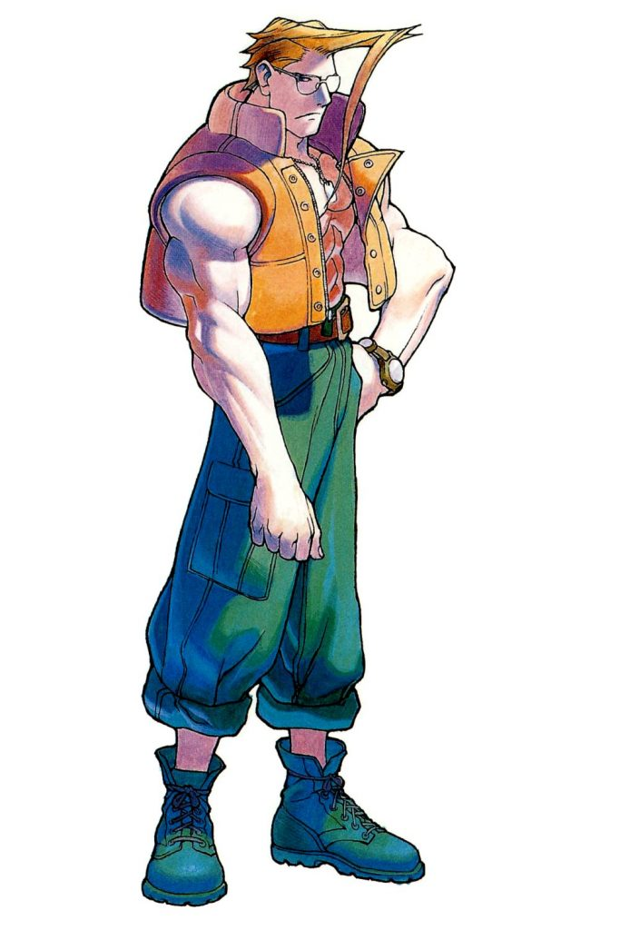 Street_Fighter_Zero_Art_Nash_1