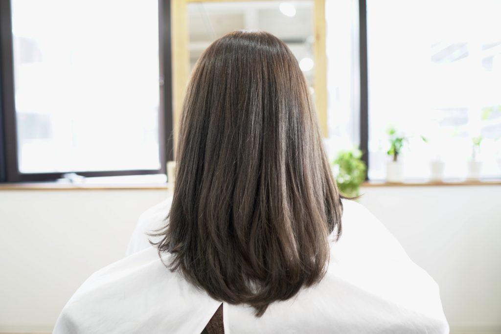 神戸 三宮 美容室 艶髪