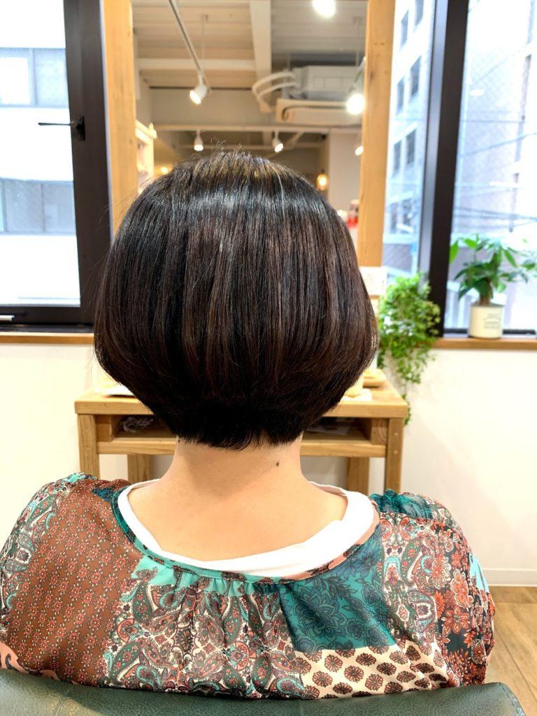 神戸 三宮 高濃度水素トリートメントで艶髪に