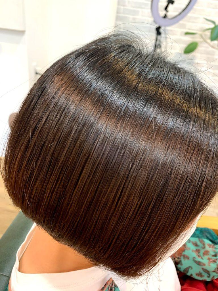 神戸 三宮 高濃度水素トリートメント髪質改善 kiki-kobe
