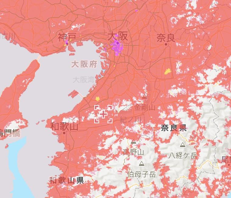 大阪 5g エリア 5G、全国普及は数年後 携帯各社、エリア拡大急ぐ:時事ドットコム