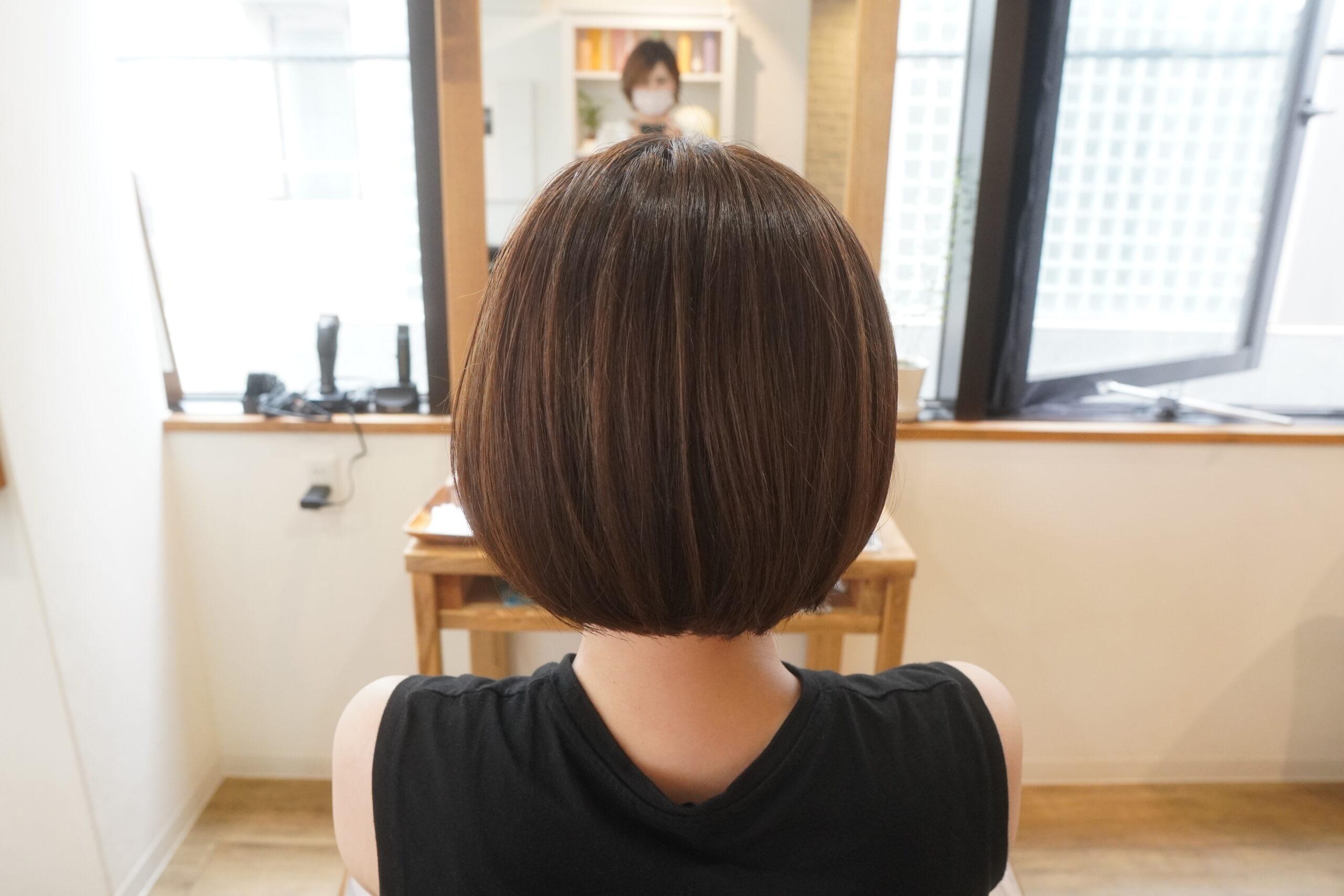 神戸 三宮 イノアカラー イノア オイルカラー オラプレックス 水素トリートメント 地肌改善 髪質改善 ウルトワ ウルトワトリートメント